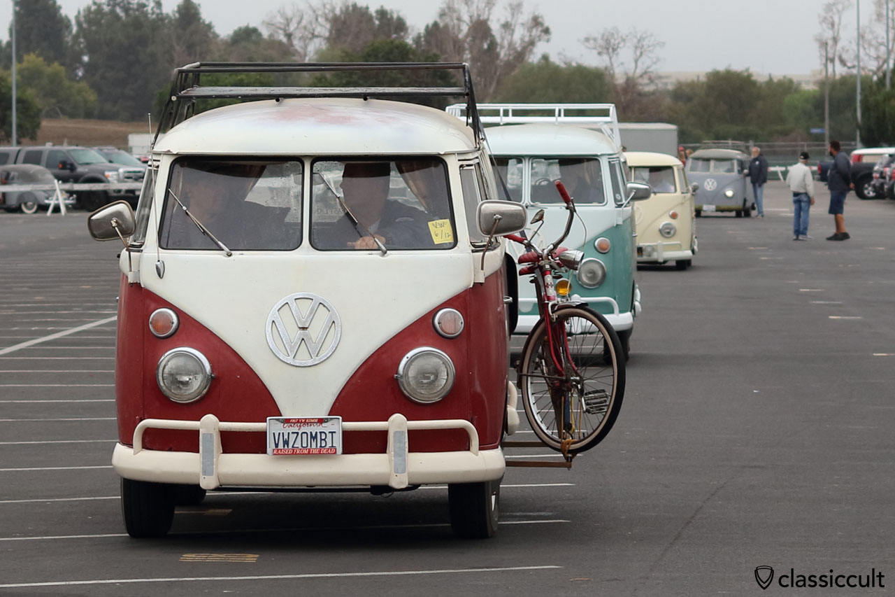 VW Bus OCTO Meet 2016