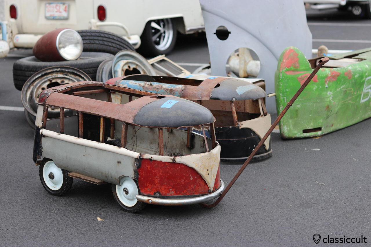 VW Bus T1 Toy