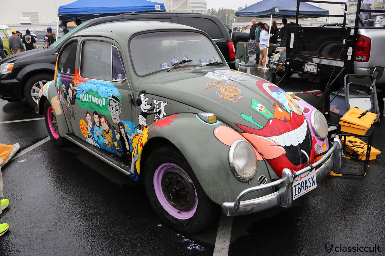 Hollywood VW Bug