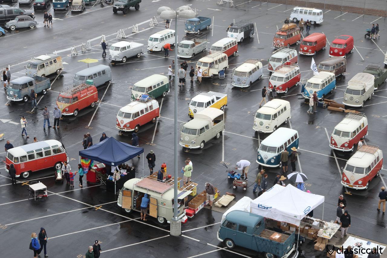 Octo VW Bus Show, Long Beach, California, USA