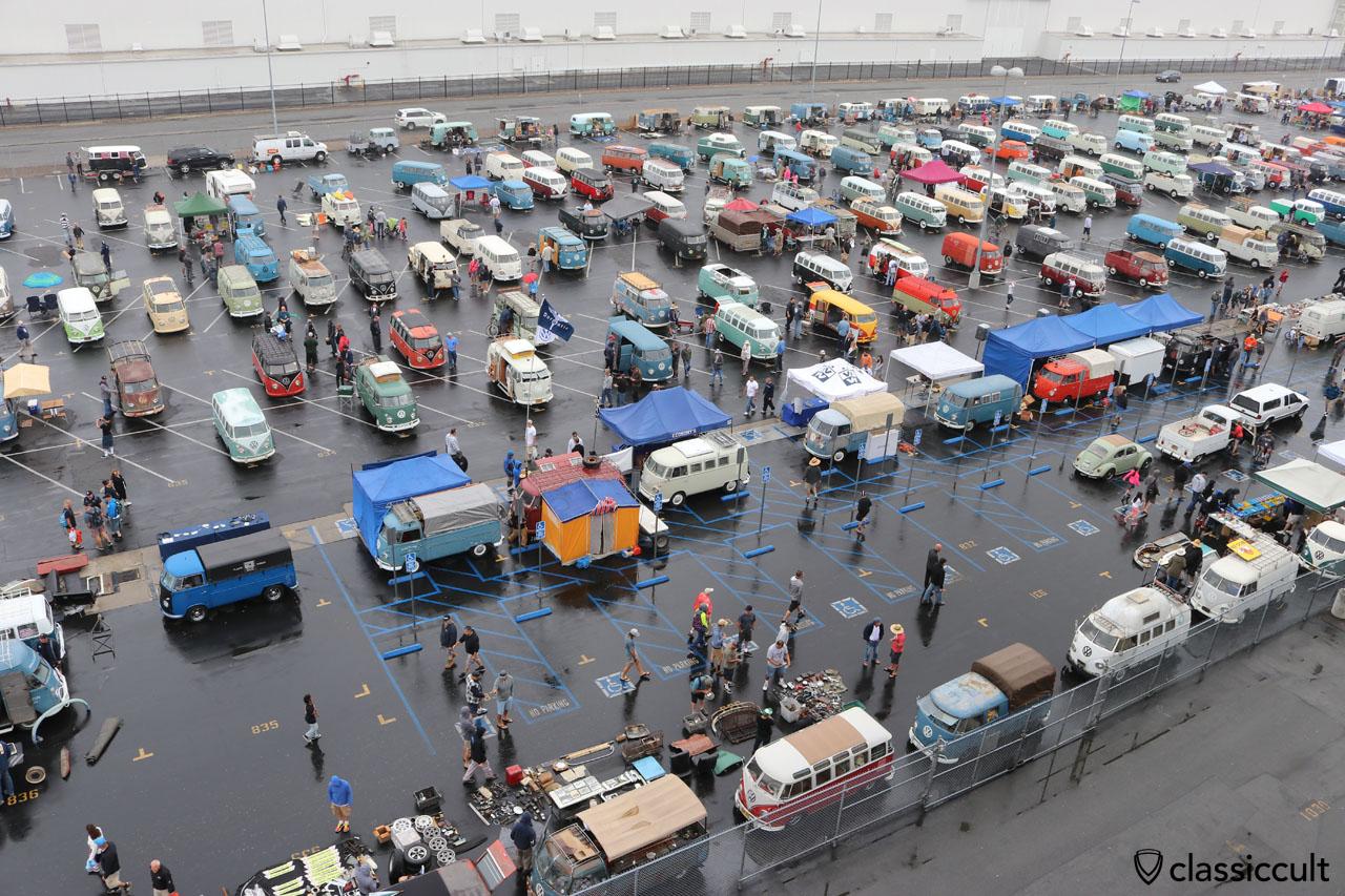 OCTO VW Bus Show June 11, 2016, California, USA