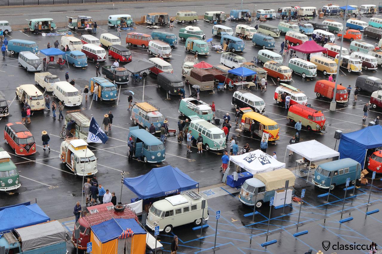 OCTO VW Bus Show California 2016