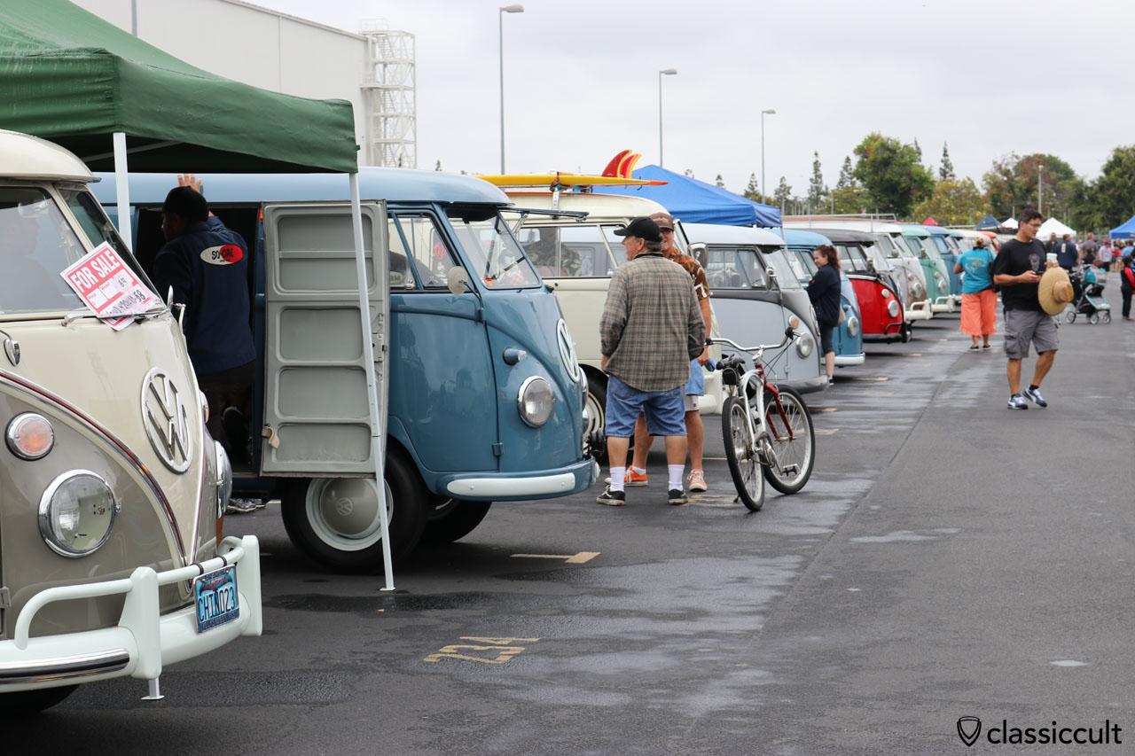 OCTO VW T1 Split Bus Show