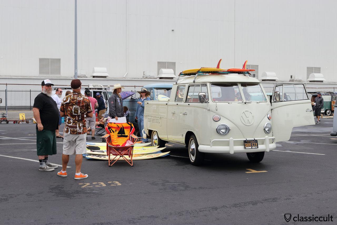 T1 Surf Double cab, Surf City, USA