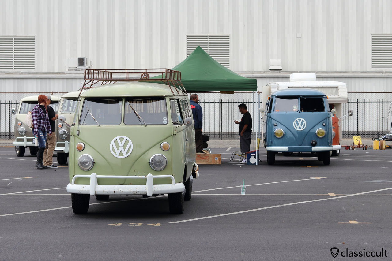 VW OCTO Show 2016, CA, USA