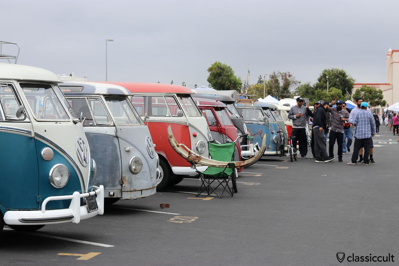 2016 OCTO Volkswagen Bus SHOW, Calif, USA