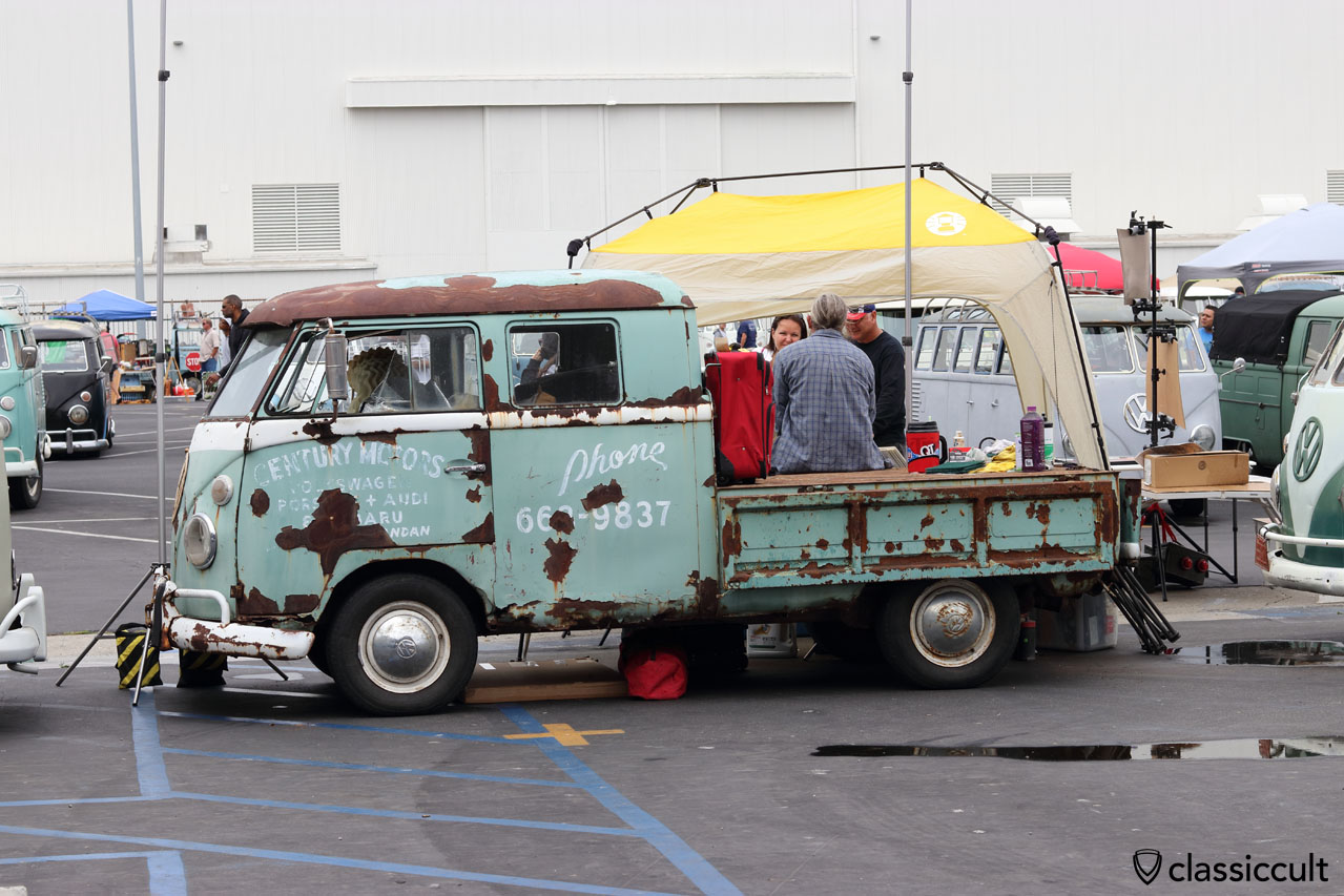 Patina VW Double Cab Split