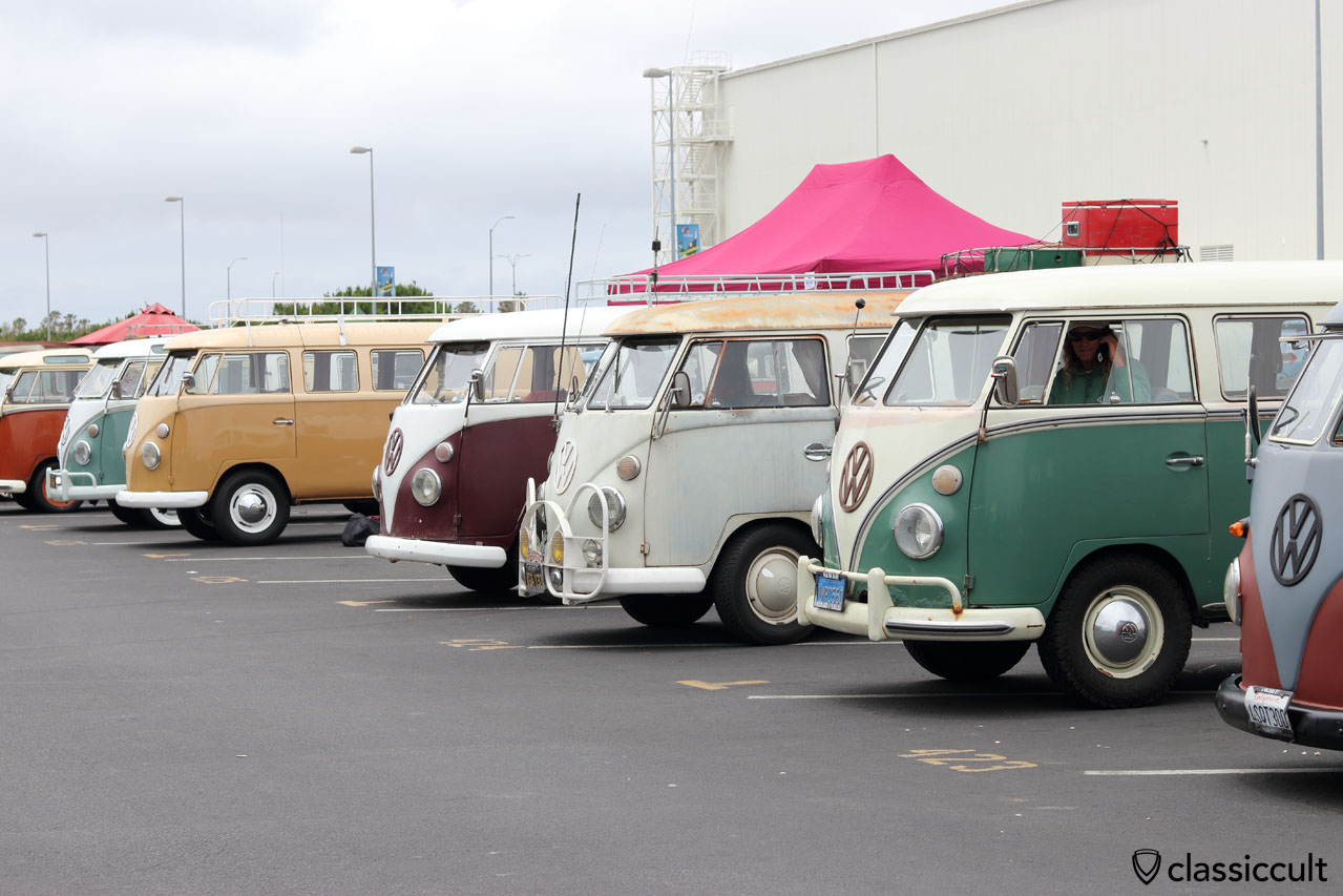 VW T1 line at OCTO