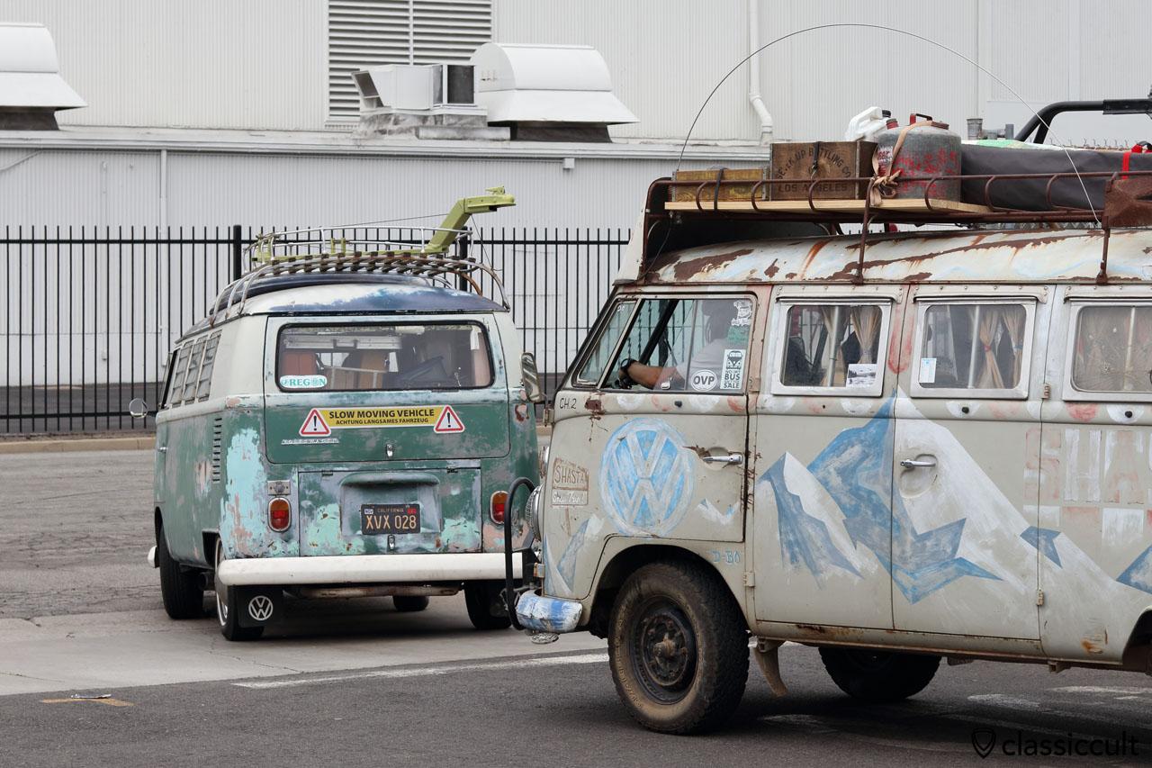 VW Fans cruising home after OCTO Meet 2016