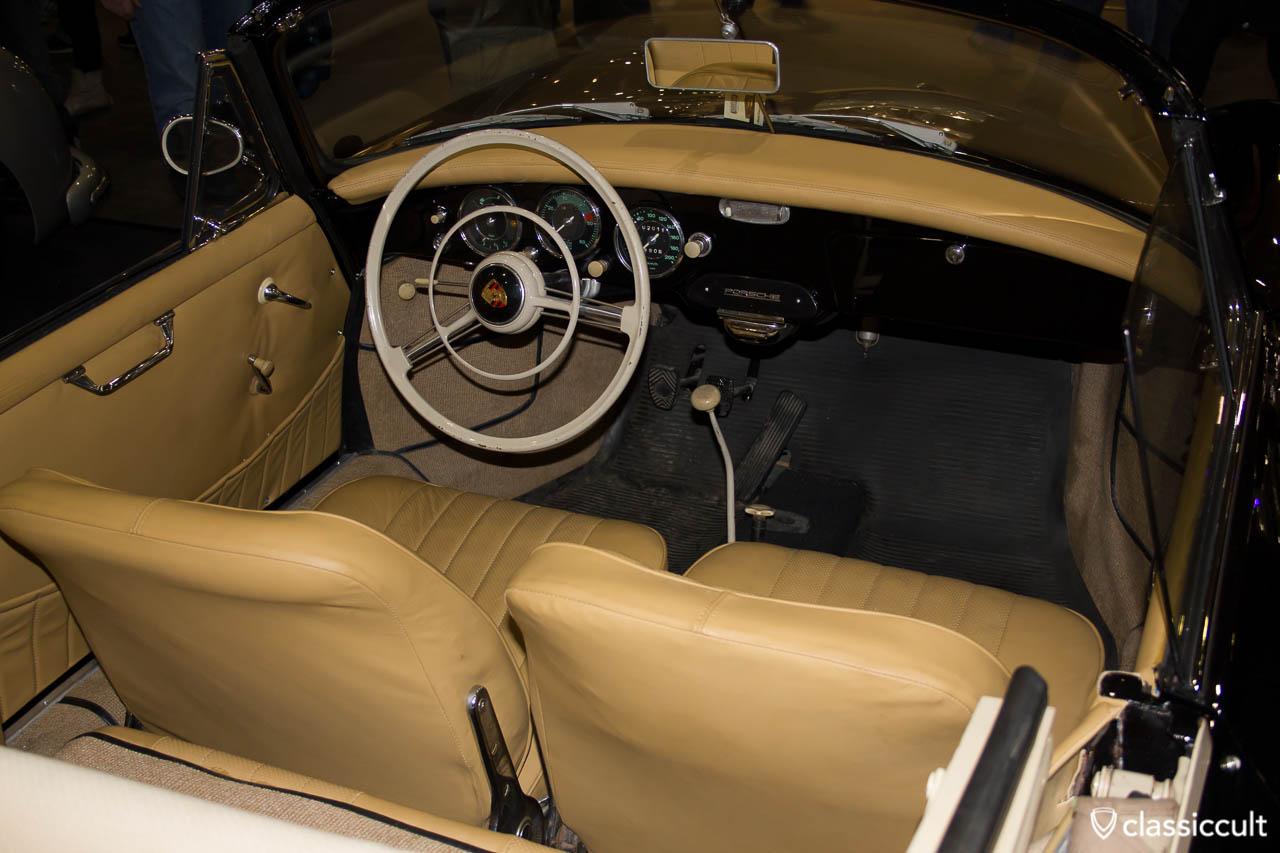 Porsche 356 Armaturenbrett