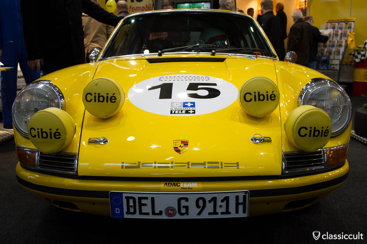 Porsche 911 ADAC Rallye