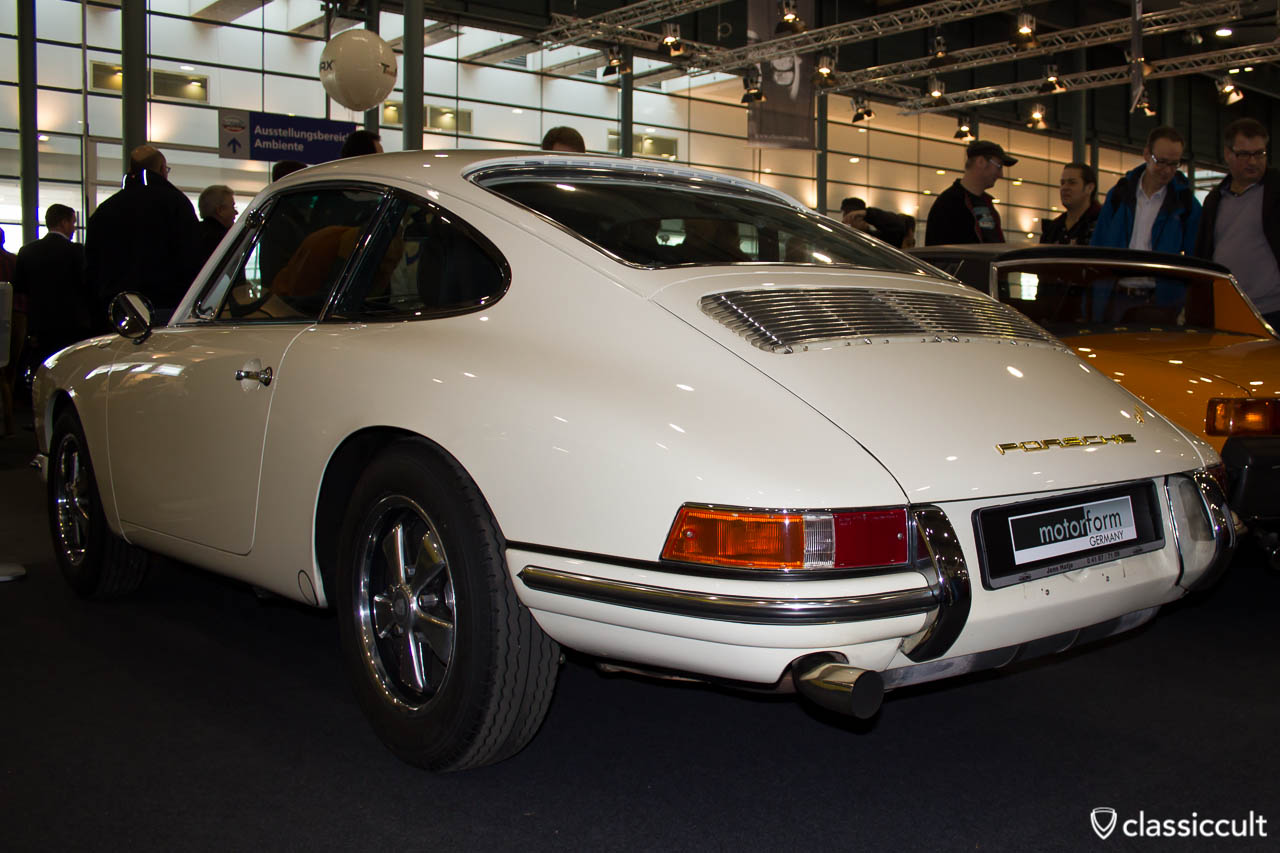 Porsche 911 Heck