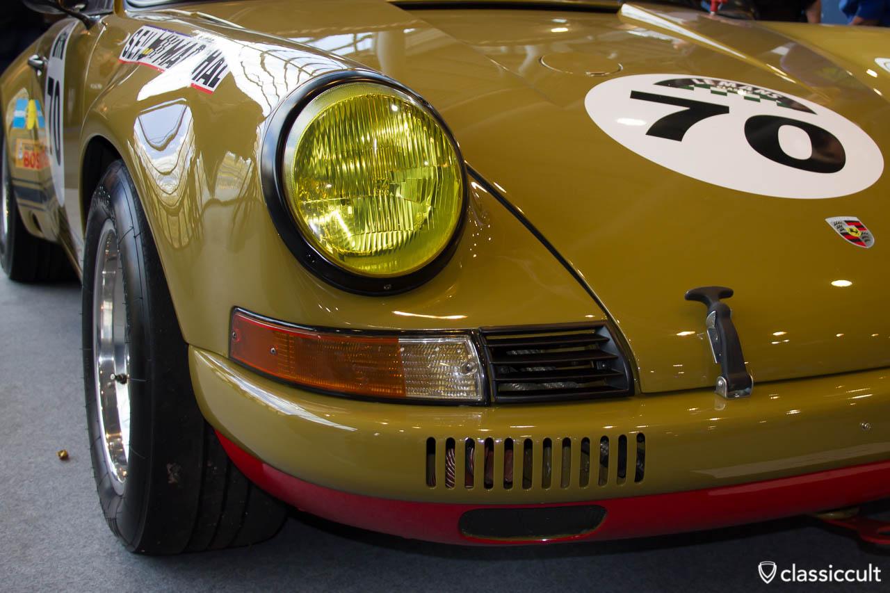 911er mit Rallye Haube