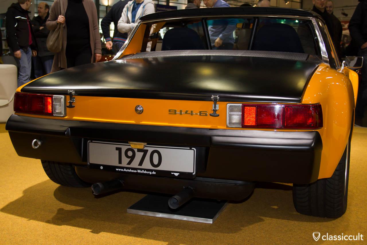 Porsche 914-6 von 1970