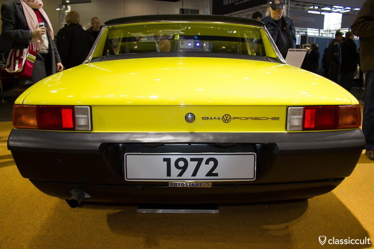 Porsche 914 von 1972