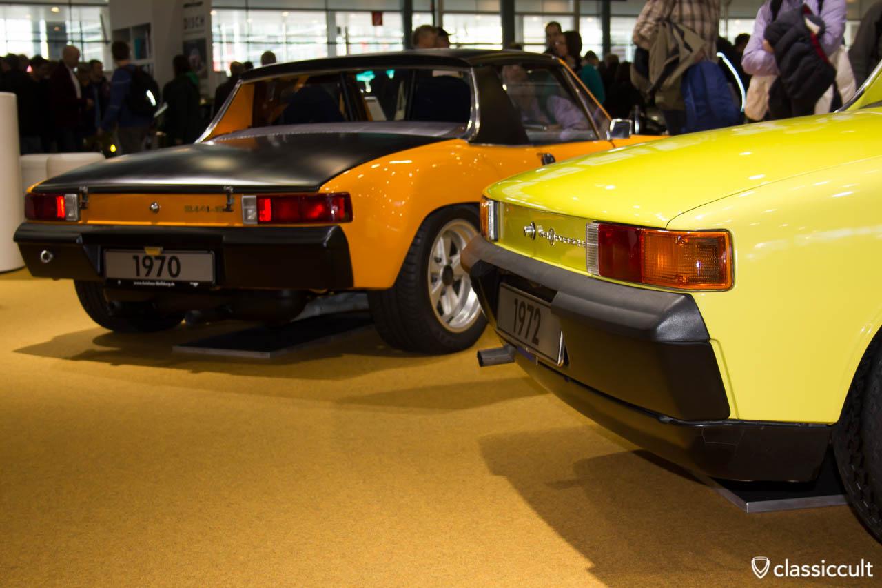 Porsche 914, Bremen Classic Motorshow 2013