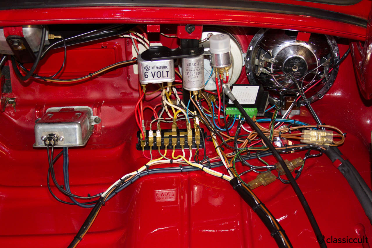 Vw Beetle Sound System on blaupunkt adapter wiring