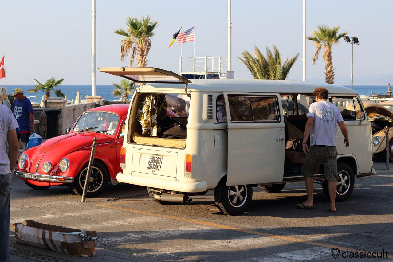 RiVWiera VW Club Lenti & Contenti T2ab Bus