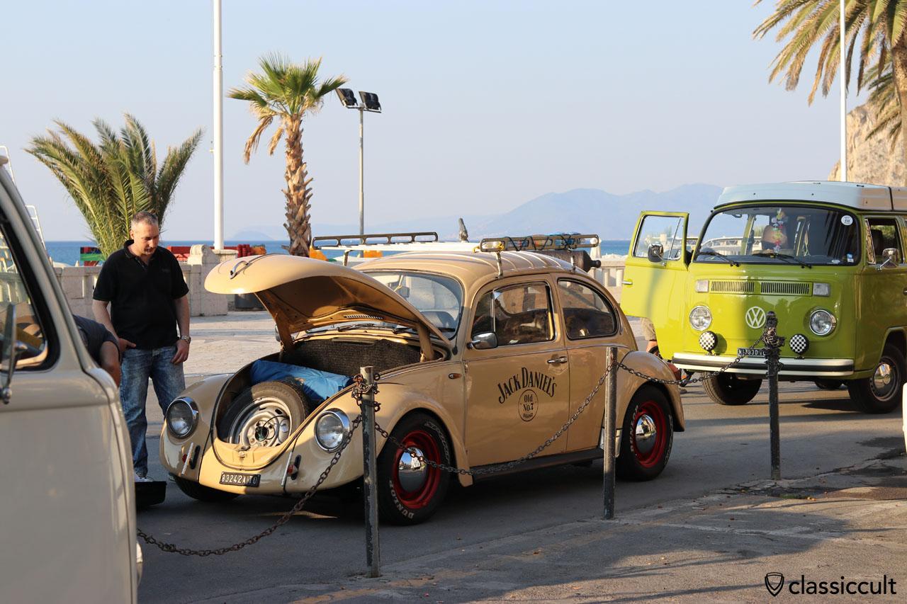 Jack Daniels VW Beetle