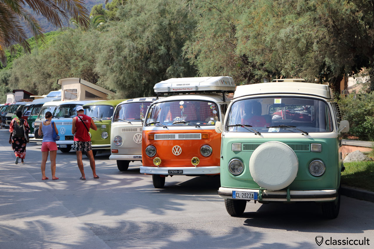VW T2 Show, RiVWiera VW Meeting 2016
