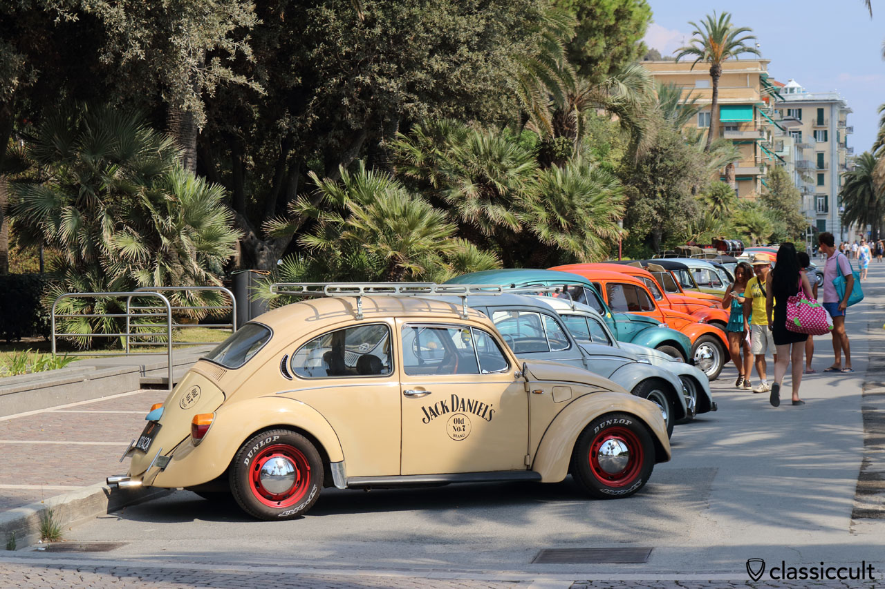 RiVWiera VW Meeting 2016, Finale Ligure, Riviera coast, Italy