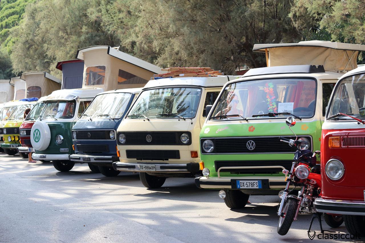 T2 T3 VW Bus