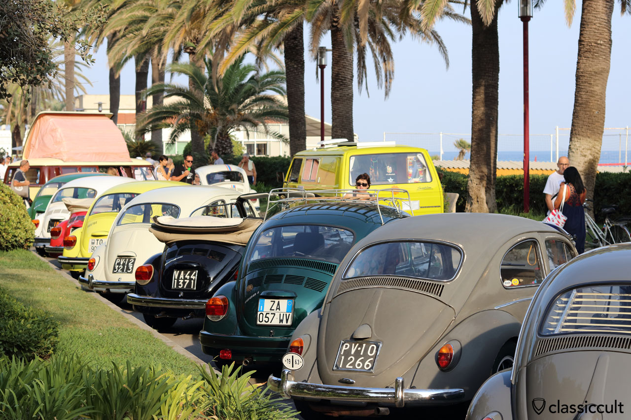 RiVWiera VW Meeting Italy 2016