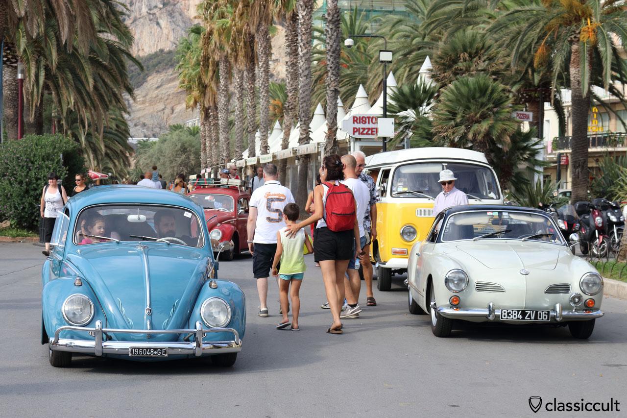 1960 VW Beetle, Karmann Ghia