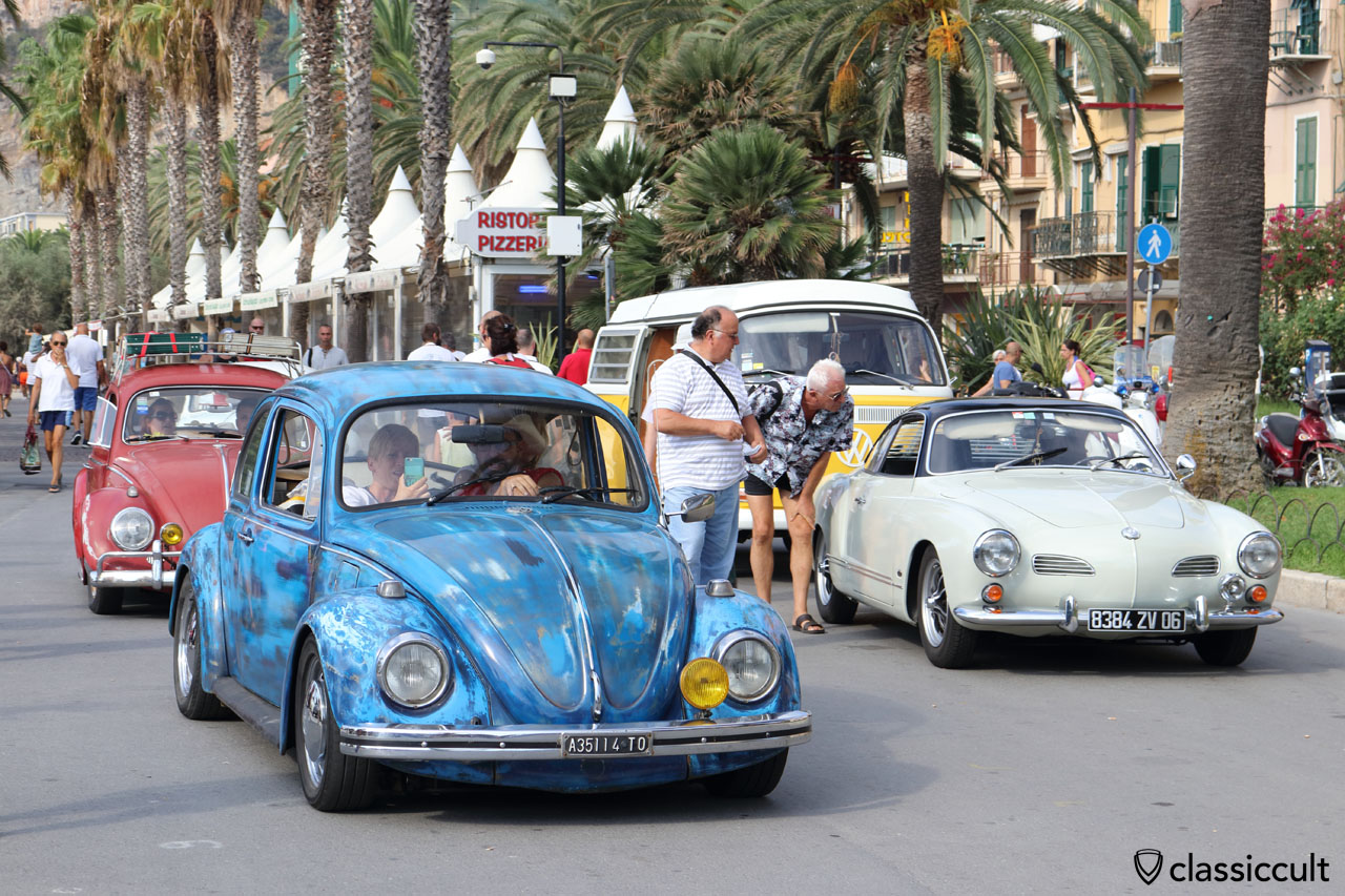 VW Fans from Gruppo Reckless Air Cooled