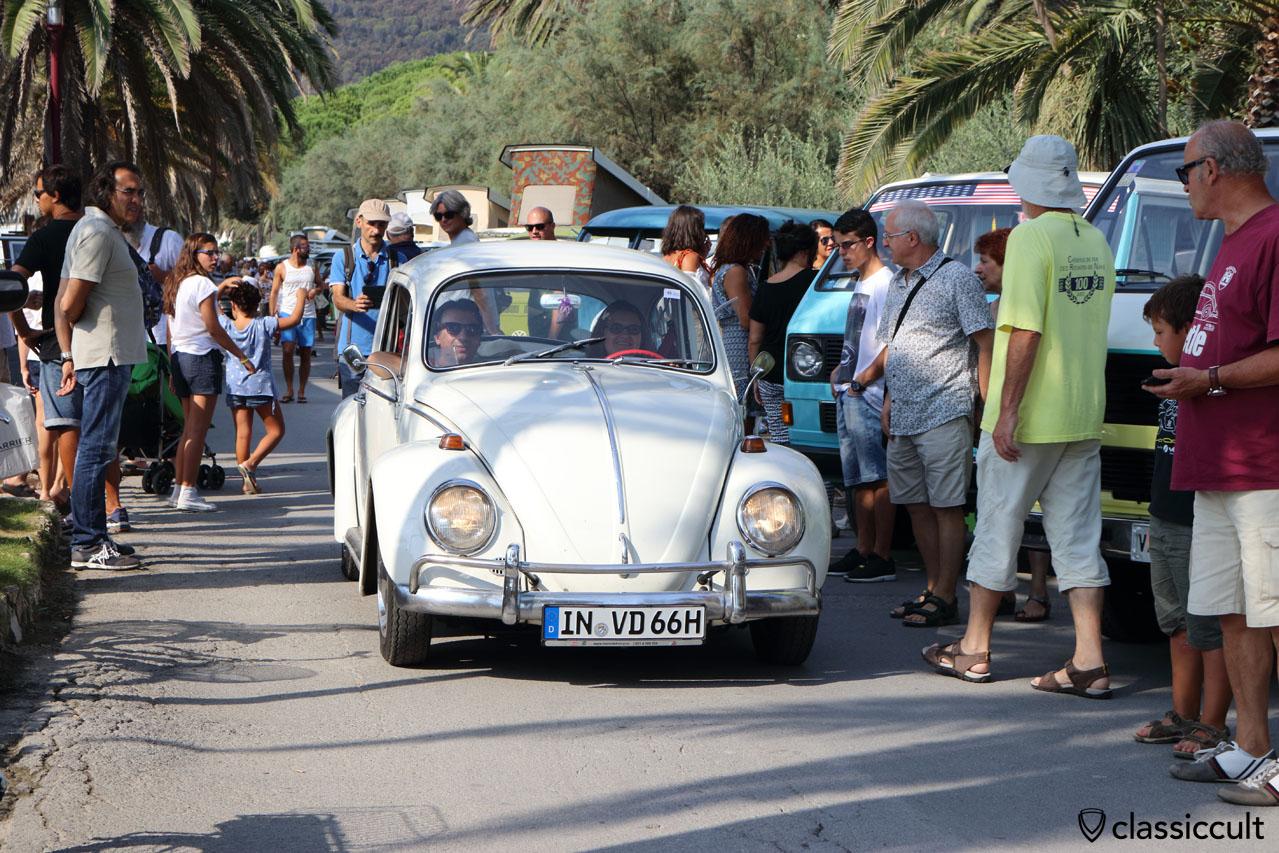 1966 VW Beetle from Ingolstadt Germany