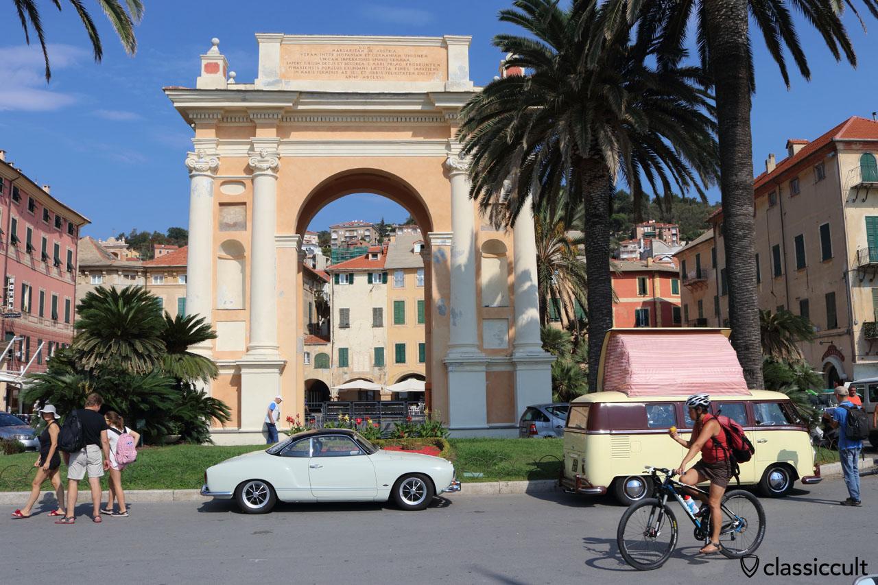 Finale Ligure RiVWiera #3 VW Meeting 2016 Italy