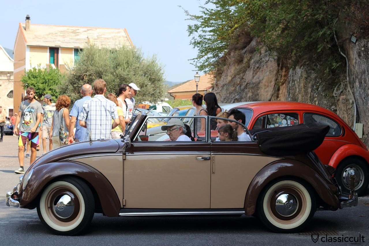 VW Karmann Ghia Cabriolet 50ies