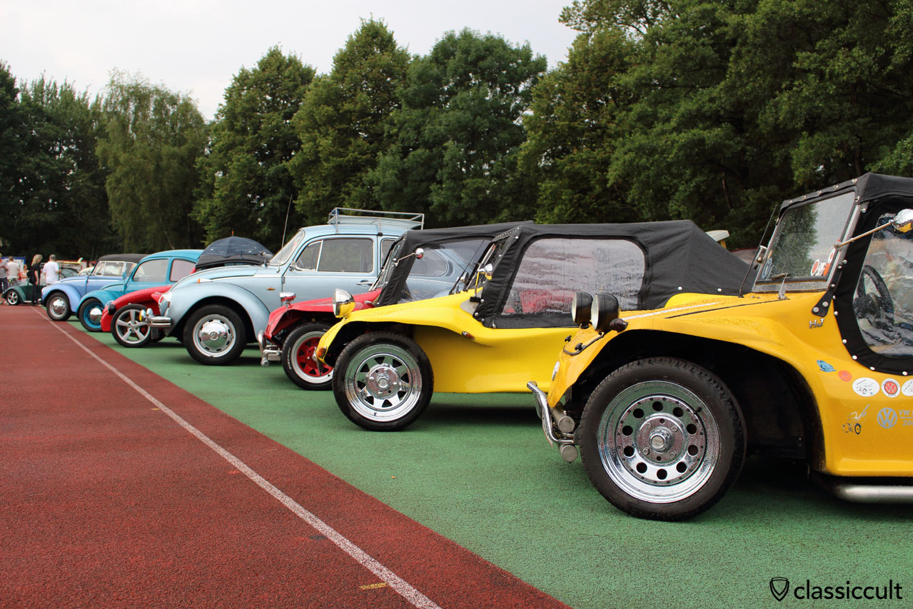 Buggy Line Up
