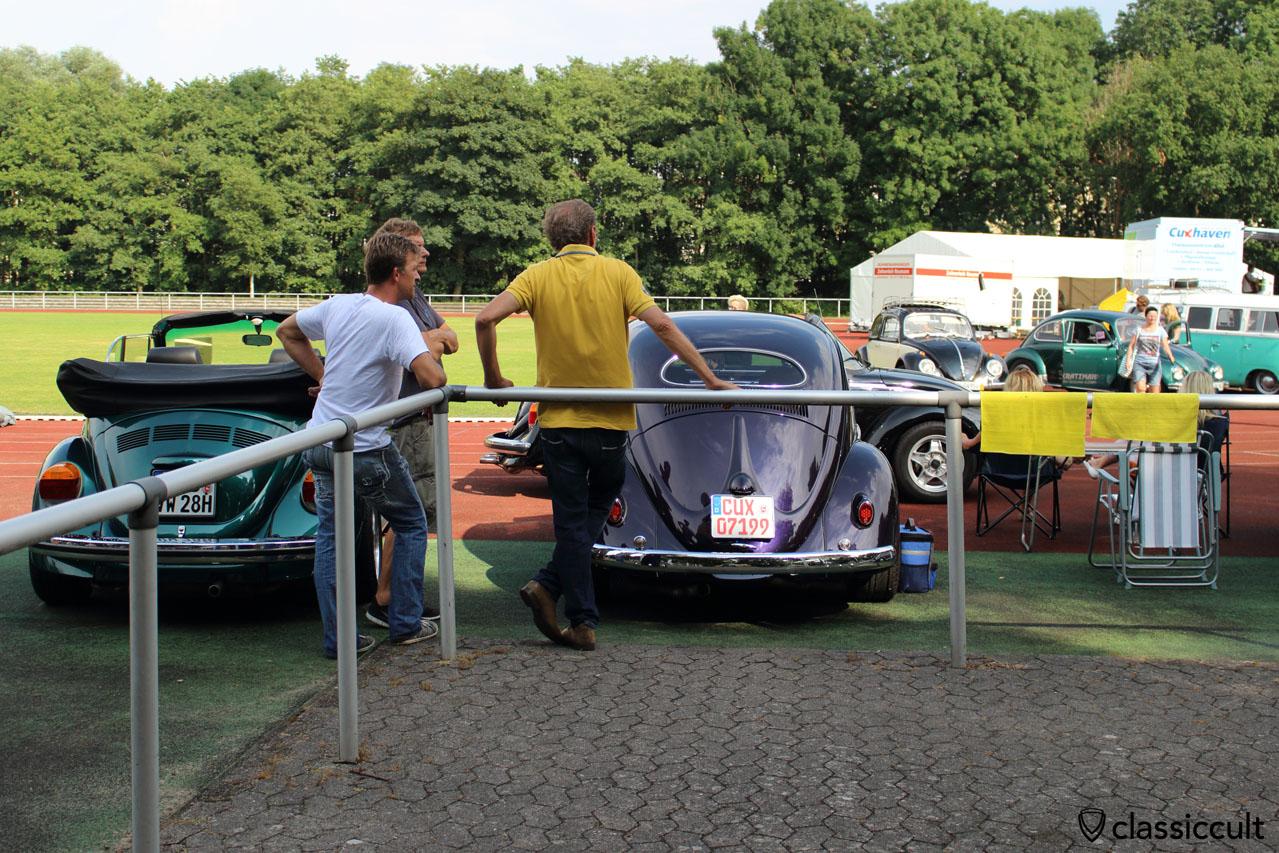 tiefergelegter VW Ovali aus Cuxhaven