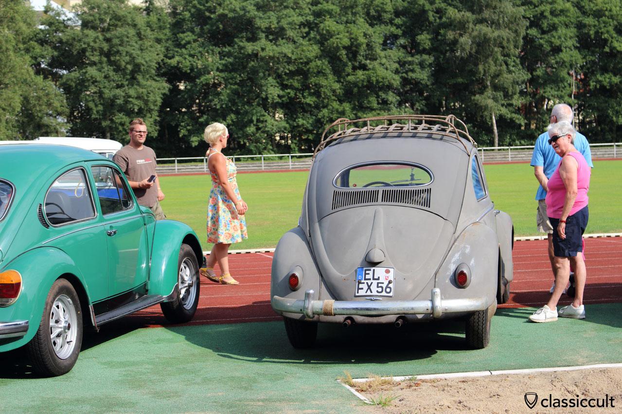 1956 VW Ovali