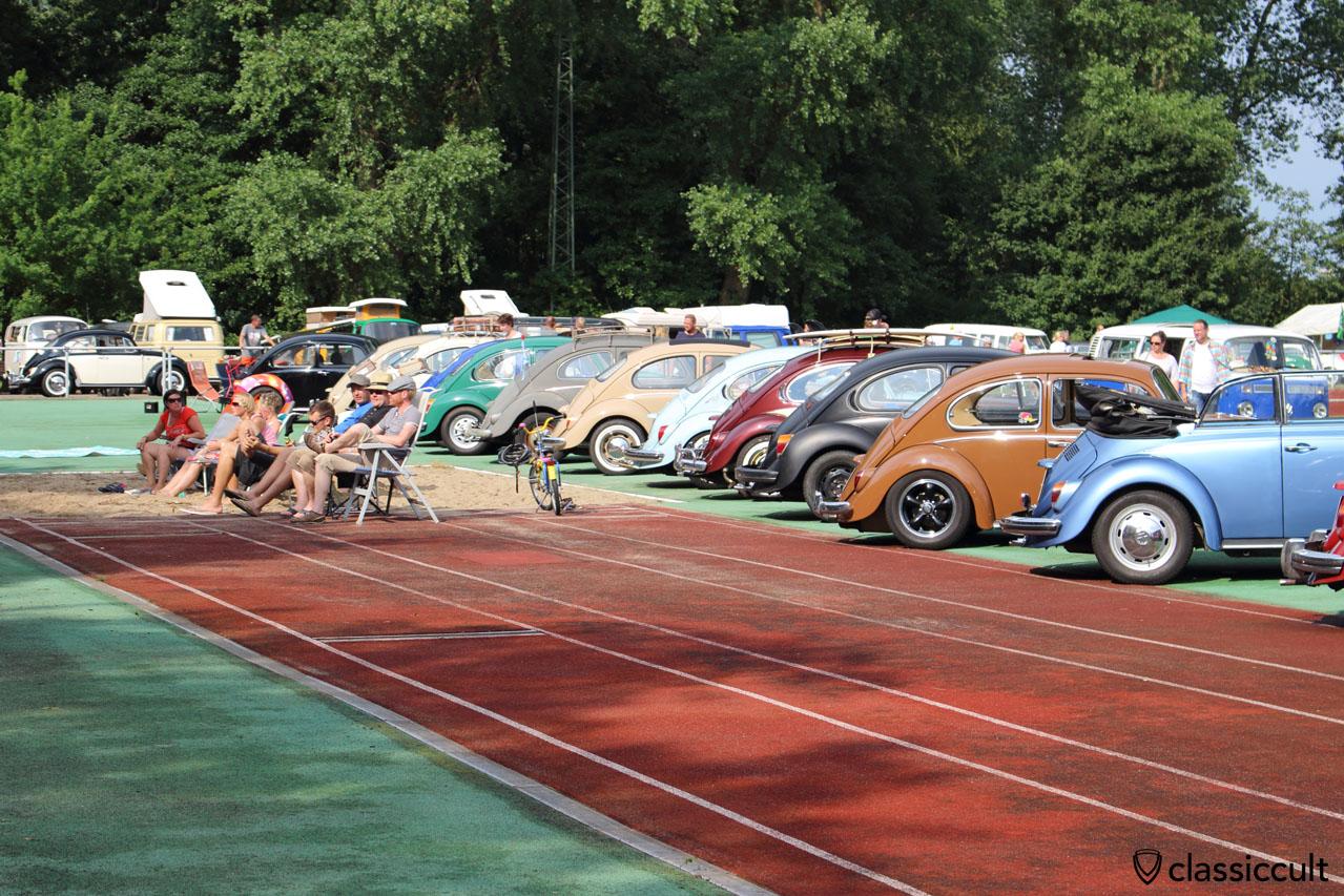 RTTS 2014 Run to the Sun VW Treffen Cuxhaven