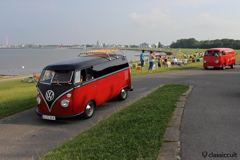 T1 Bus Grimmershörner Bucht