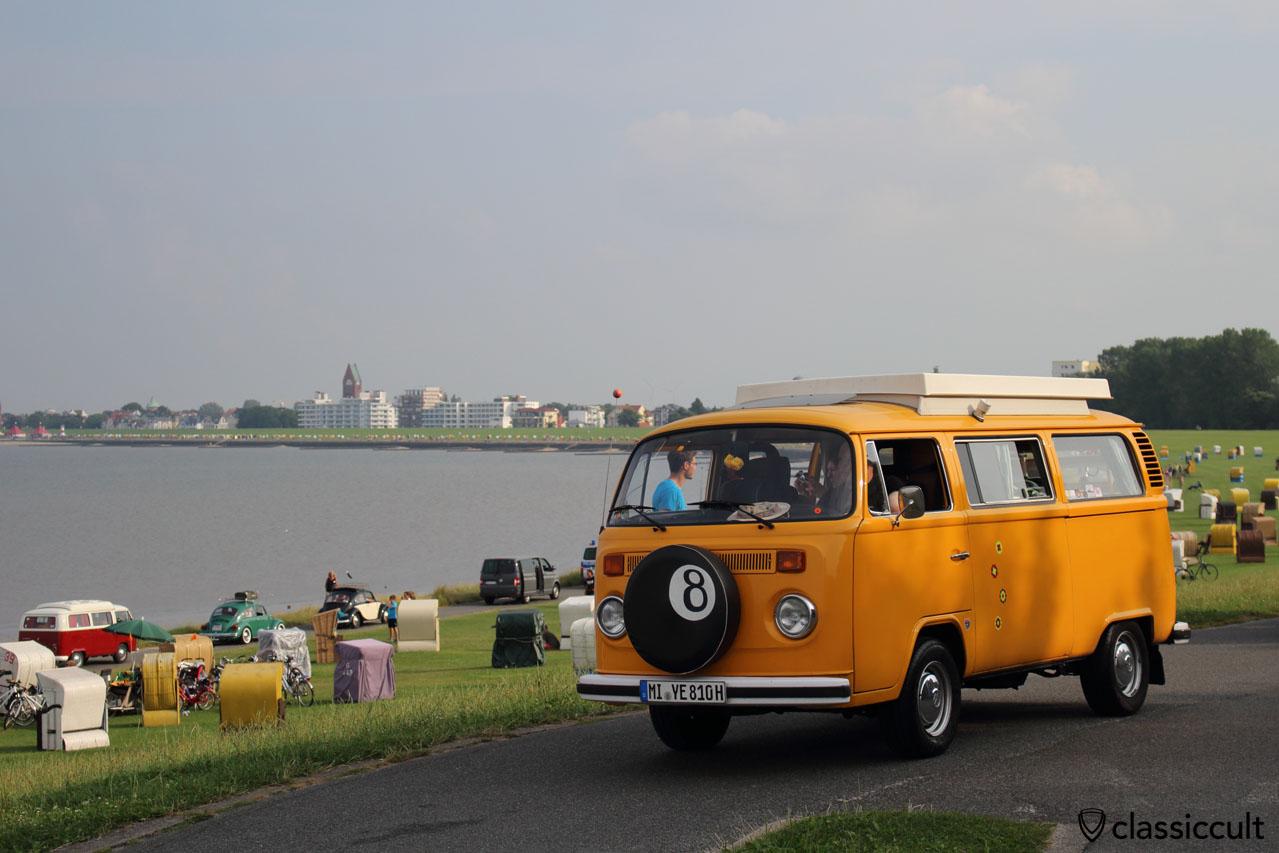 T2b Camping Bus