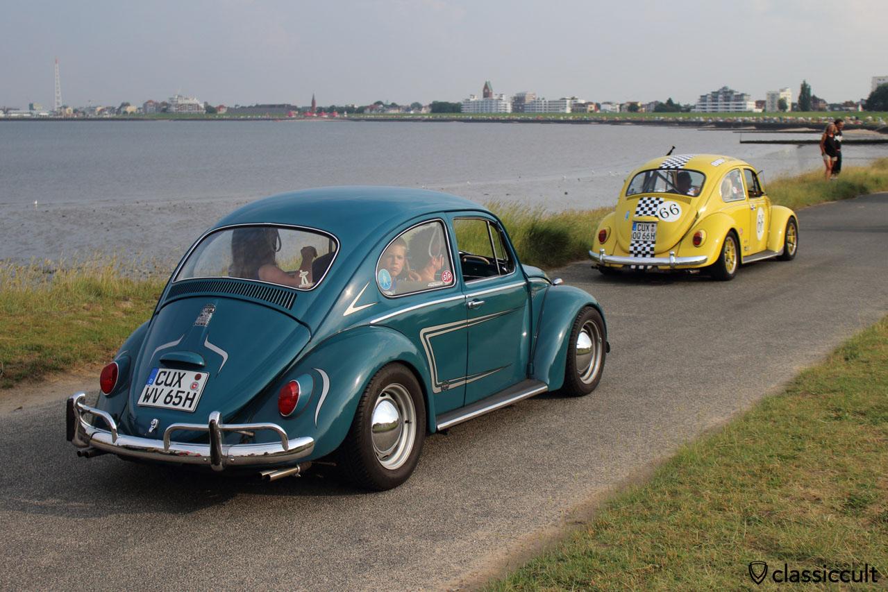 1965 Käfer aus Cux in Cux