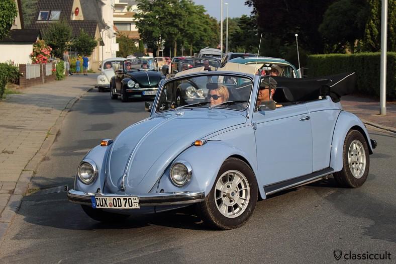 Käfer Cabrio aus Cuxhaven