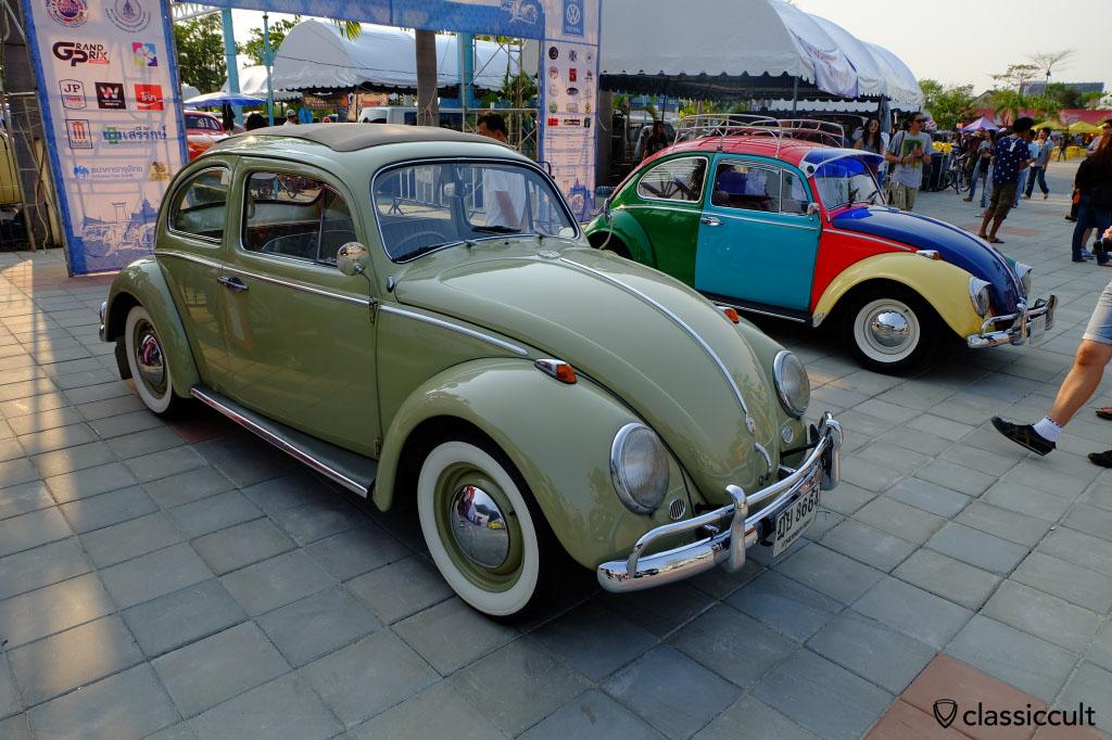 1964 VW Ragtop Beetle