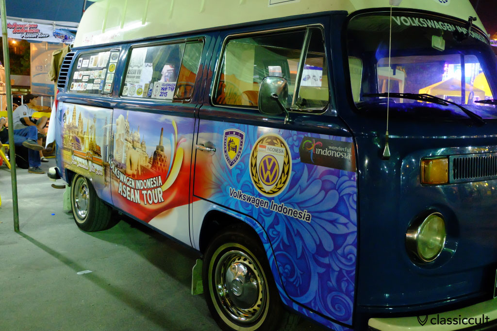 Volkswagen Indonesia Asean Tour Bus