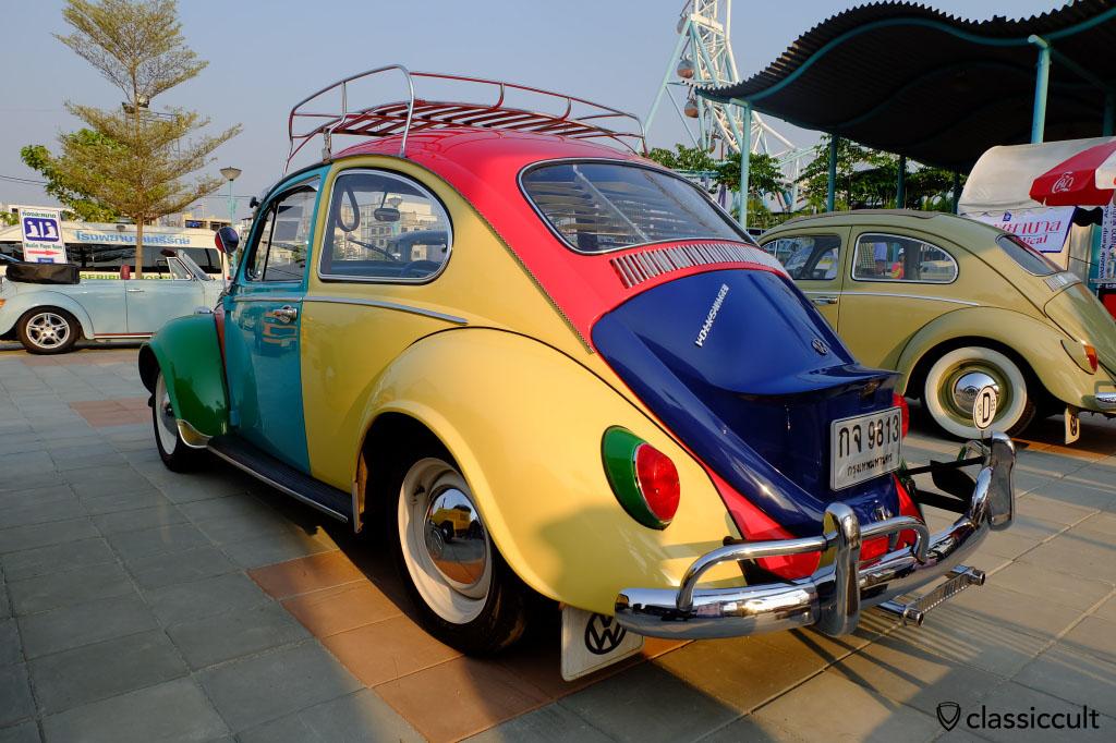 VW Harlekin Beetle, Siam VW Festival 2015, Bangkok, Thailand