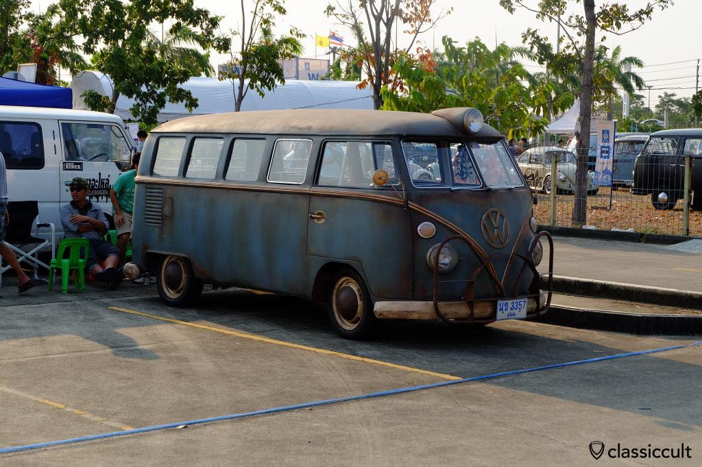 Split T1 Bus, cyclope