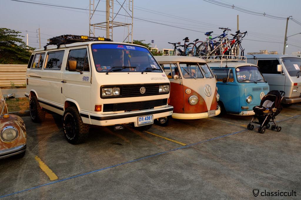 T3, T1, T2 Bus
