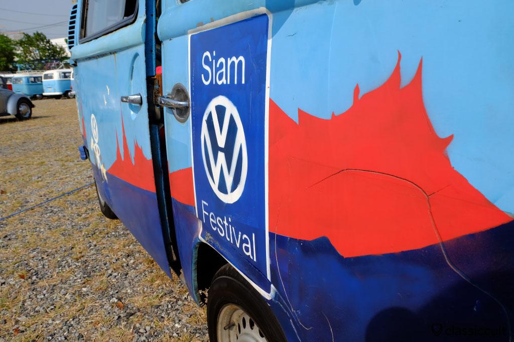 Siam Festival T2 Bus