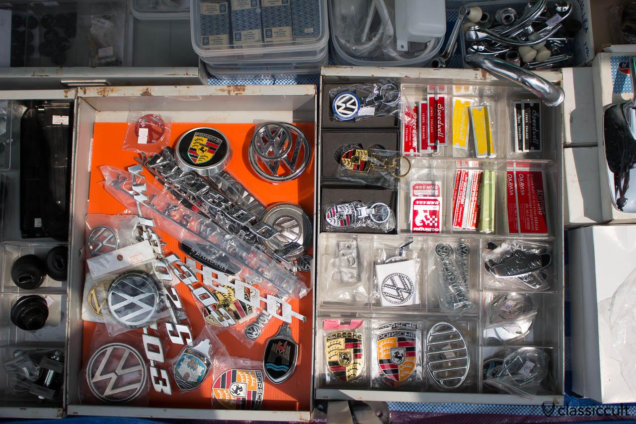 repro VW and Porsche parts