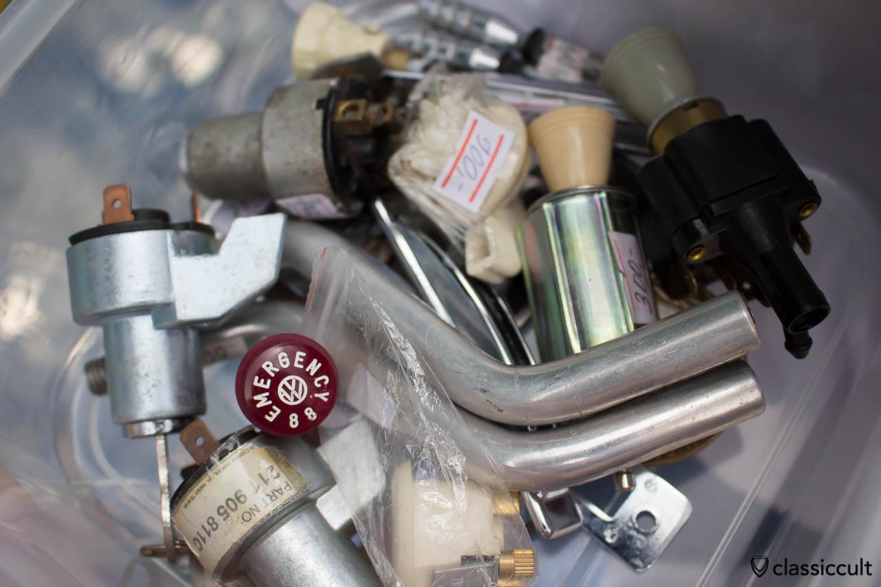 repro VW parts