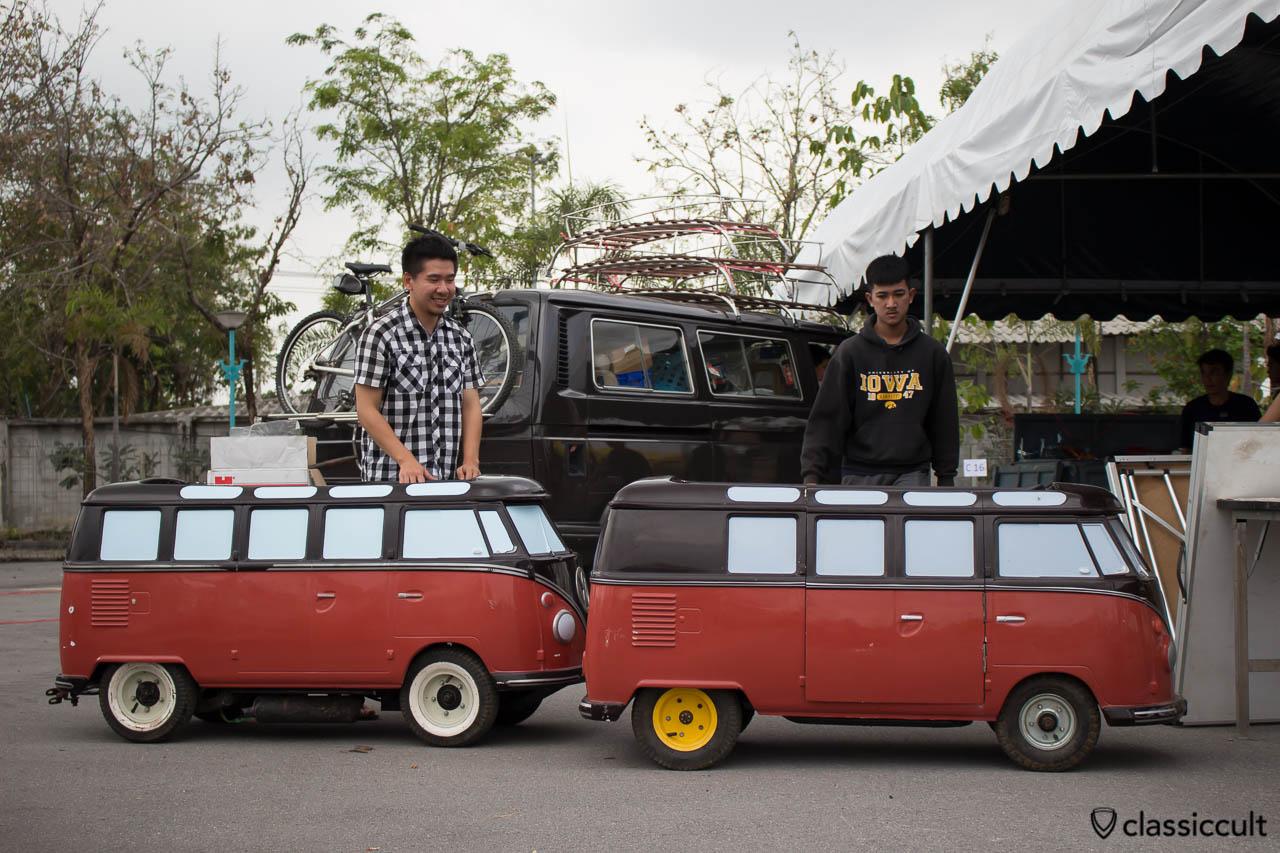 mini VW T1 Samba Bus for Kids