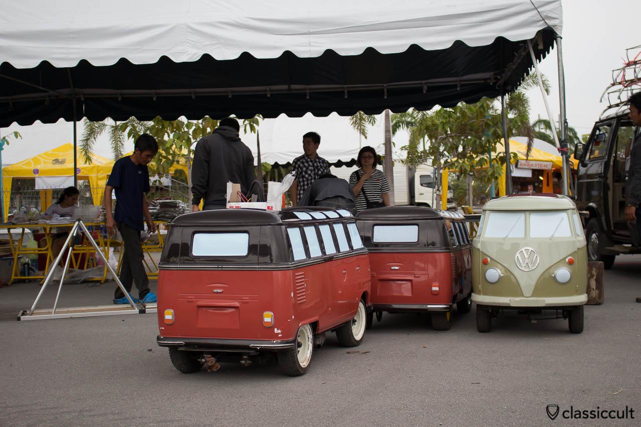 VW T1 Split Bus for Kids